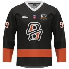 Hokejový dres HC Košice REPLICA tmavý pánsky bez reklám 2021/2022 11046