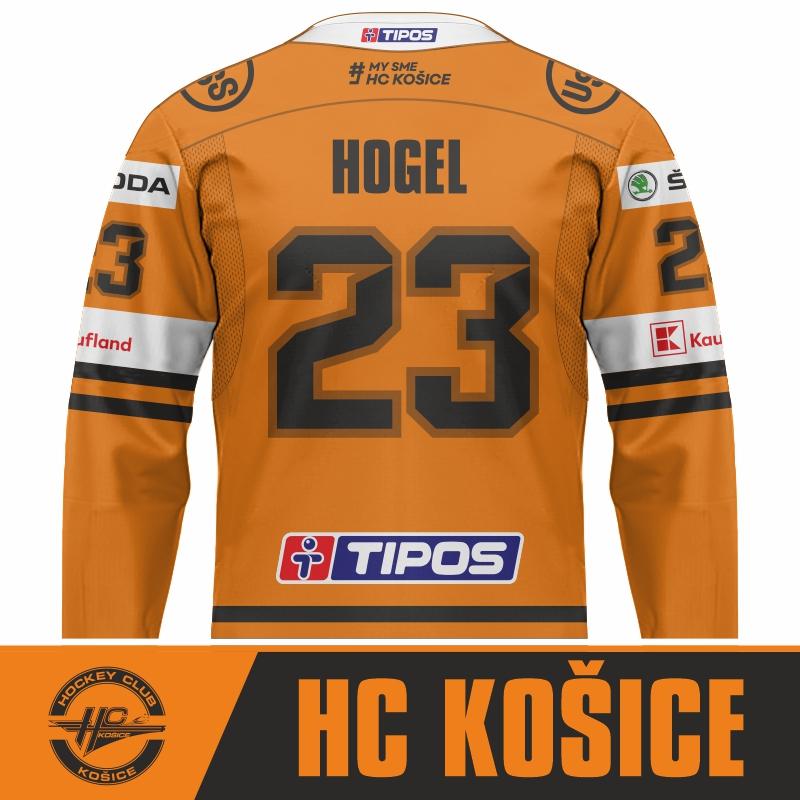 2020/2021 Hogel 23 oranžový