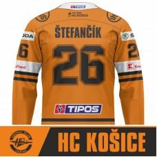 2020/2021 Marcel Štefančík 26 oranžový