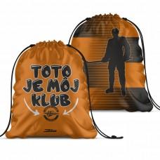 Detský vak Toto je môj klub 53006