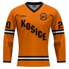 Dámsky dres HC Košice oranžový Replica