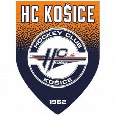 Mini vlajka HC Košice modro-oranžová 51016