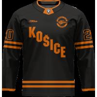 Dres HC Košice čierny