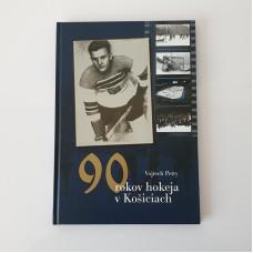 Kniha 90 rokov košického hokeja 51013