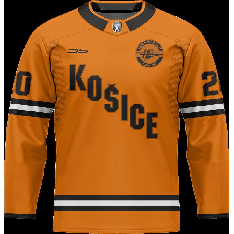 Dres HC Košice oranžový