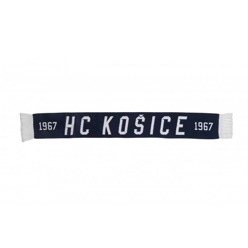 Šál HC Košice modrý 41003