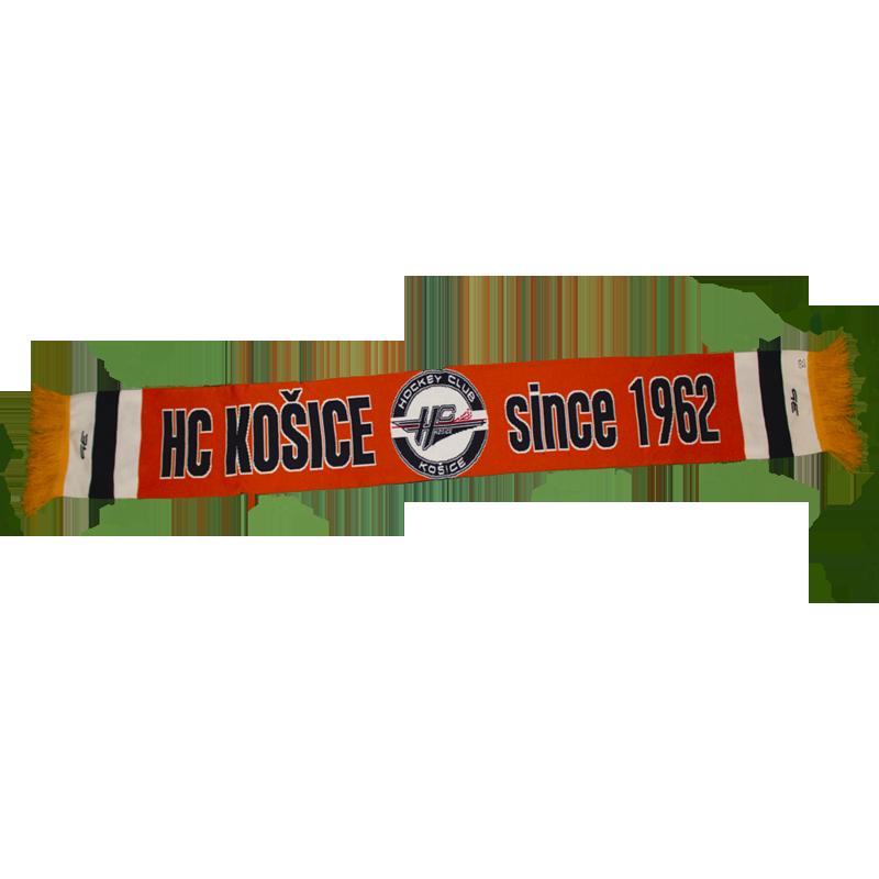 HC Košice farebný šál 41001