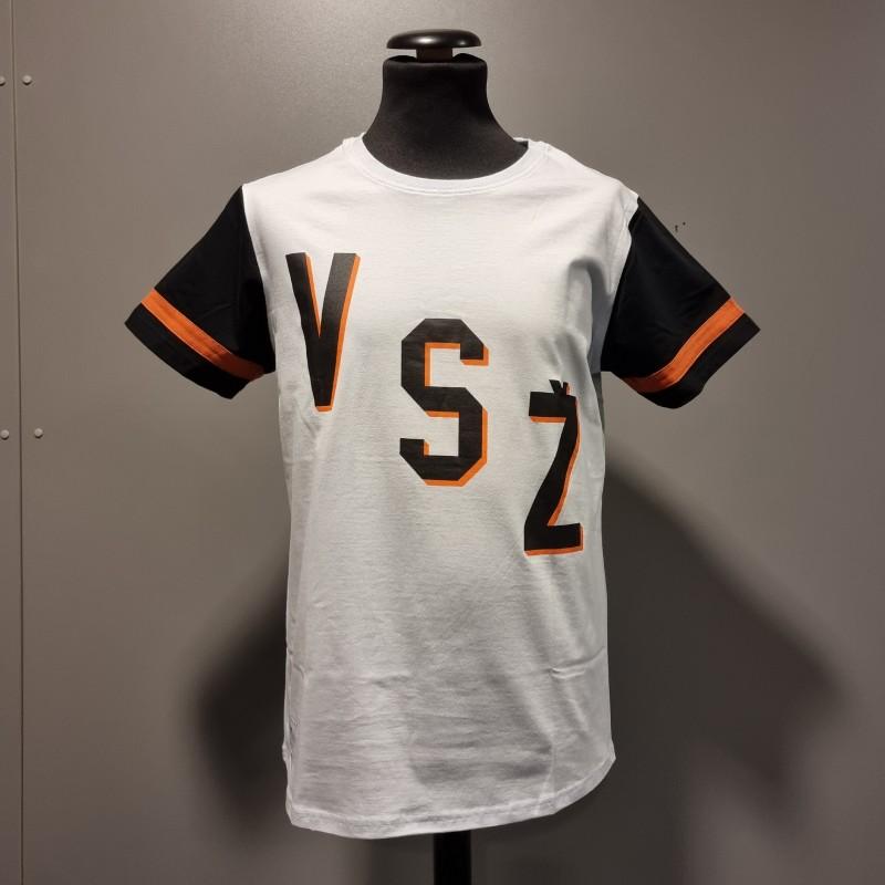 Pánske tričko VSŽ Košice biele 21010