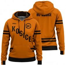 Dámska oranžová mikina HC Košice